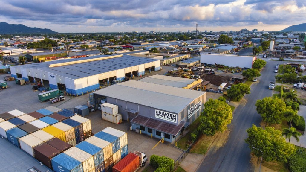 Greater Northern Removals and Storage - Cairns Removals depot