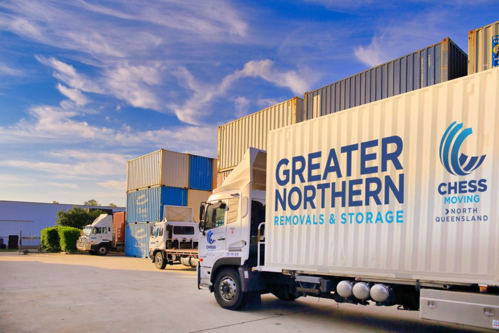 Greater Northern Removals and Storage - Far North Queensland Depot