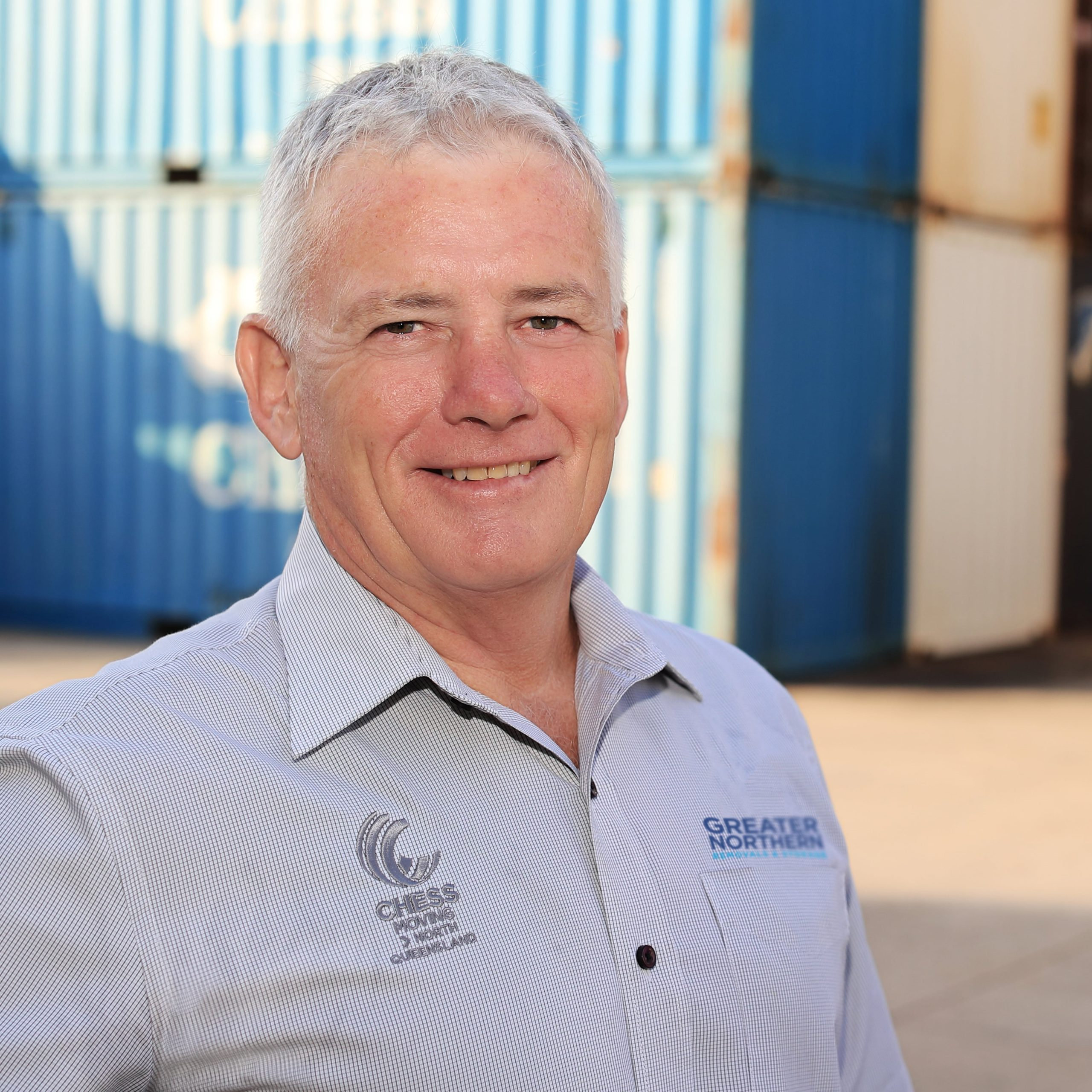 Les Forrester, Owner Operator of Greater Northern Removals and Storage